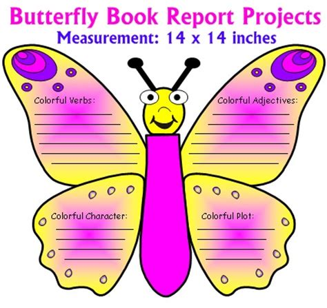 Examples of rubrics for book reports